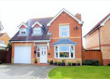Thumbnail 4 bed detached house for sale in Marchlyn Crescent, Ingleby Barwick, Stockton-On-Tees