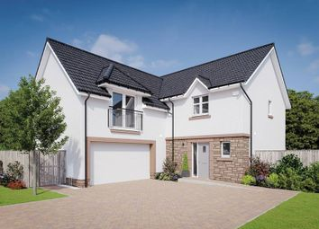 "Thumbnail 5 bedroom detached house for sale in ""The Dewar Ic"" at Drysdale Avenue, Falkirk"