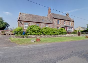 Thumbnail 4 bed detached house for sale in Eaglesfield, Lockerbie