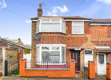 Thumbnail 2 bed terraced house for sale in The Quadrant, Drummond Road, Leicester