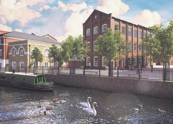 Thumbnail 2 bed flat for sale in The Waterside At Royal Worcester, Severn Street, Worcester, Worcestershire
