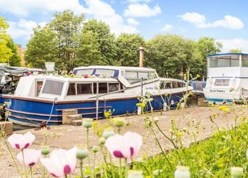 Thumbnail 2 bed houseboat for sale in Ash Island, East Molesey