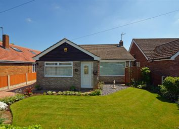 Thumbnail 2 bed detached bungalow for sale in Orchard Drive, Burton-Upon-Stather, Scunthorpe
