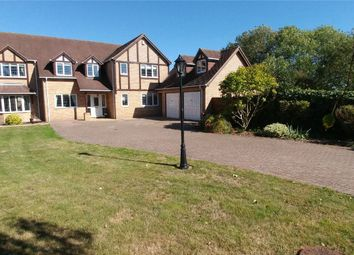 Thumbnail 5 bed detached house for sale in The Sanderlings, Peakirk, Peterborough, Cambridgeshire