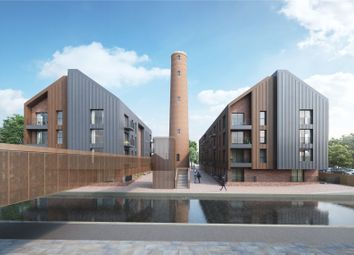 Thumbnail 1 bed flat for sale in The Shot Tower, Shot Tower Close, Chester