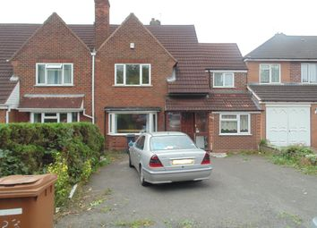 Thumbnail 6 bed semi-detached house to rent in Broadway, Walsall