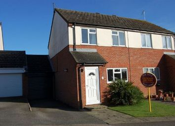 Thumbnail 3 bedroom semi-detached house for sale in Spencer Road, Long Buckby, Northampton