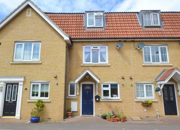 Thumbnail 4 bedroom terraced house for sale in Parker Close, Eynesbury Manor, St Neots, Cambridgeshire
