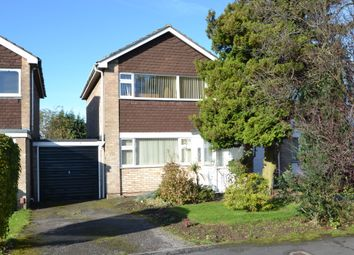 Thumbnail 3 bed link-detached house for sale in Hampton Close, Newport