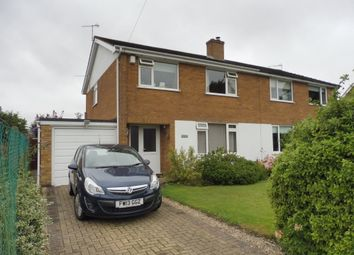 Thumbnail 3 bed semi-detached house to rent in Mill Lane, Legbourne, Louth
