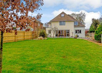 Thumbnail 6 bed detached house for sale in Lamborough Hill, Wootton, Abingdon