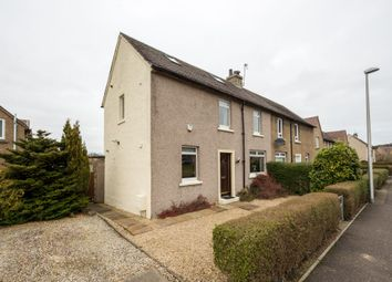 Thumbnail 2 bed semi-detached house for sale in 18 Clermiston Green, Edinburgh