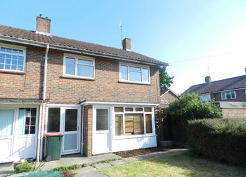 Thumbnail 3 bed terraced house to rent in Graffham Close, Crawley