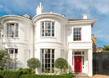 Thumbnail 6 bed semi-detached house for sale in Mountfort Crescent, Barnsbury