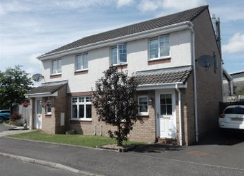 Thumbnail 3 bed semi-detached house for sale in South Line View, Wishaw