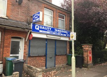 Thumbnail Restaurant/cafe for sale in Leavesden Road, Watford