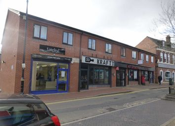 Thumbnail Retail premises for sale in Market Street, Cannock, Staffordshire