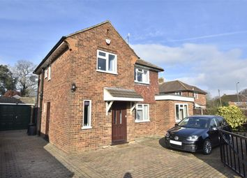 4 bed detached house for sale in Woodside Crescent, Smallfield, Horley RH6