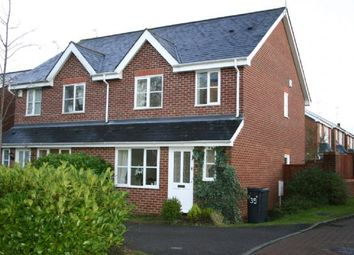 Thumbnail 3 bed semi-detached house to rent in Kite Wood Road, Penn, High Wycombe