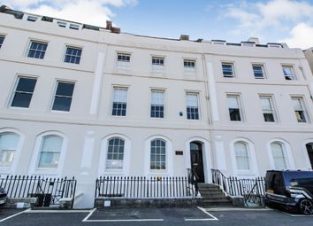 Thumbnail 2 bed flat for sale in The Crescent, Plymouth