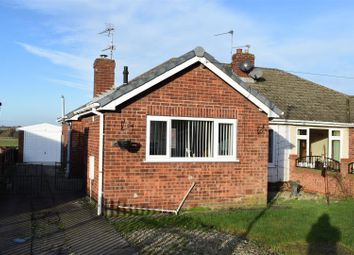 Thumbnail 3 bed semi-detached bungalow for sale in West Street, Barnetby