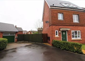 Thumbnail 4 bed detached house for sale in Shuttle Drive, Heywood