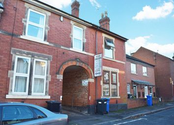 Thumbnail 5 bedroom end terrace house to rent in Radbourne Street, Derby