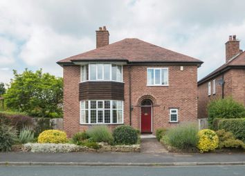 Thumbnail 4 bed detached house for sale in Graysands Road, Hale, Altrincham
