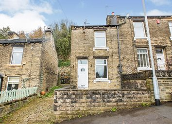 Thumbnail 2 bed end terrace house for sale in Trooper Lane, Halifax, West Yorkshire