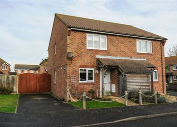 Thumbnail 2 bed semi-detached house for sale in Manton Close, Bracklesham Bay, Chichester