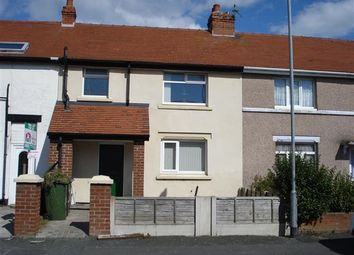 Thumbnail 3 bedroom terraced house to rent in Whinfield Avenue, Fleetwood