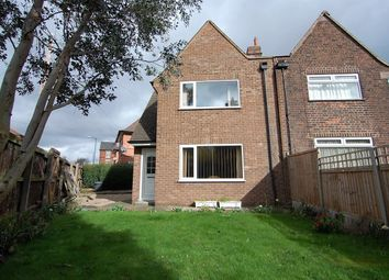 Thumbnail 2 bedroom semi-detached house for sale in Bunbury Street, Meadows
