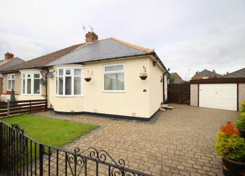 Thumbnail 2 bed semi-detached bungalow for sale in The Causeway, Darlington