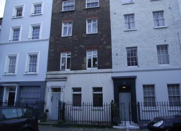 Thumbnail Studio to rent in Goodge Place, London