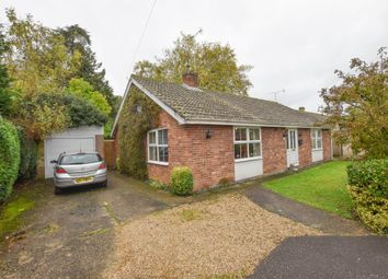 Thumbnail 4 bed detached bungalow for sale in New Path, Fordham, Ely