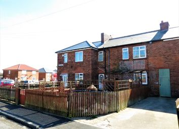 Thumbnail Terraced house for sale in Hawthorn Crescent, Horden, County Durham