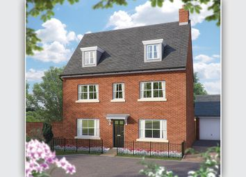 "Thumbnail 5 bed detached house for sale in ""The Faulkner"" at Roscoff Road, Dawlish"