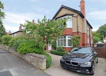 Thumbnail 4 bed semi-detached house to rent in Westbourne Avenue, Harrogate