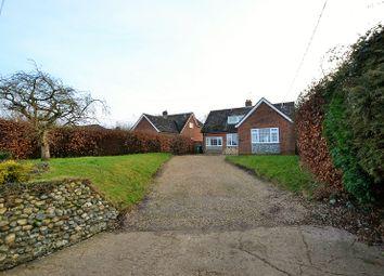 Thumbnail 4 bedroom property for sale in Shereford Road, Hempton, Fakenham, Norfolk.