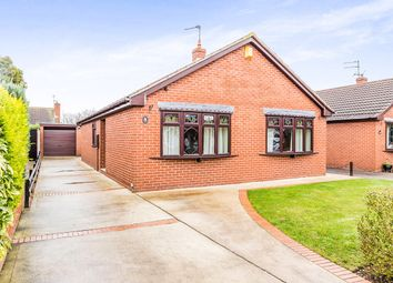 Thumbnail 3 bed bungalow for sale in Harvey Close, Finningley, Doncaster