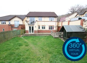 Thumbnail 5 bedroom detached house for sale in St. Peters Mount, Redhills, Exeter
