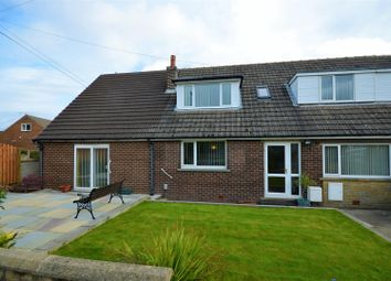 Thumbnail 3 bed semi-detached bungalow for sale in Boothroyd Drive, Huddersfield