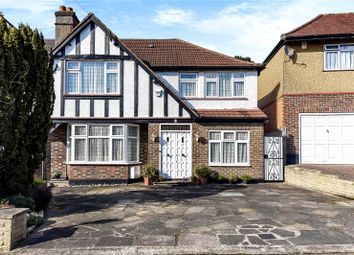 Thumbnail 5 bed semi-detached house for sale in Savoy Close, Edgware, Middlesex