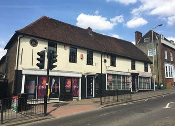 Thumbnail Commercial property for sale in 25/27 Hockerill Street, Bishop's Stortford, Hertfordshire