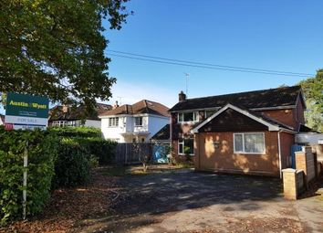 Thumbnail 5 bed detached house for sale in Ashurst, Southampton, Hampshire