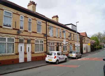 Thumbnail 3 bed terraced house to rent in Stovell Avenue, Longsight