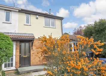 Thumbnail 3 bed semi-detached house for sale in Woodhouse Close, Markfield