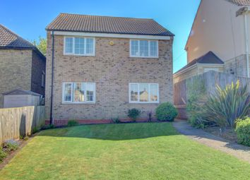 Thumbnail 4 bed detached house for sale in Bourne Road, Essendine, Stamford