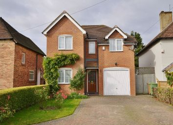 Thumbnail 4 bed detached house for sale in Church Road, Pembury, Tunbridge Wells