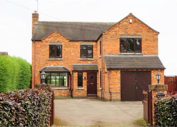 Thumbnail 4 bed detached house for sale in Mill Lane, Stafford